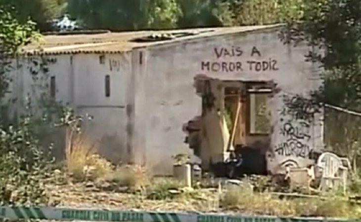 Casa del crimen de Godella