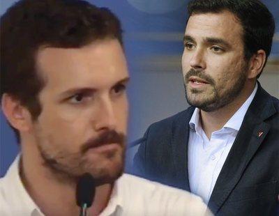 Pablo Casado con barba es el hermano gemelo de Alberto Garzón y las redes enloquecen