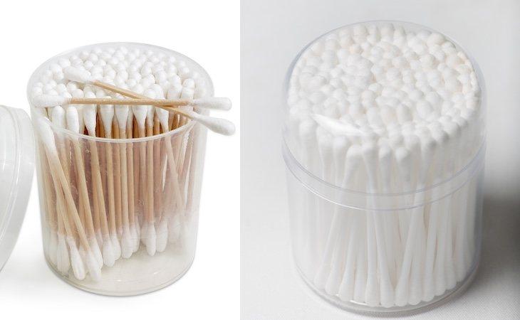 Existen los bastoncillos hechos con cartón reciclable