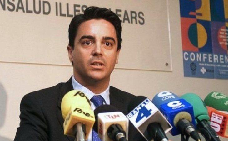 Rodrigo de Santos fue alcalde de Palma y concejal de Urbanismo