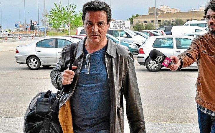 De Santos salió de la cárcerl en 2014 gracias a un tercer grado