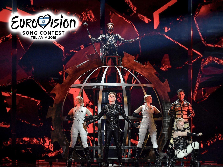 Chipre y Grecia presiden una descafeinada primera semifinal de Eurovisión