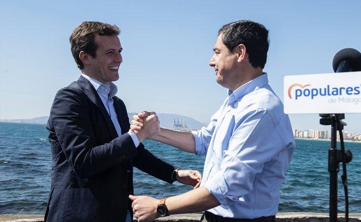 Moreno se encuentra vinculado a VOX aunque firmó el pacto por imposición de Génova y apoyó a Soraya durante las primarias