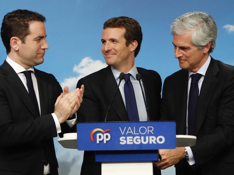 Todos los candidatos que podrían suceder a Pablo Casado al frente del PP