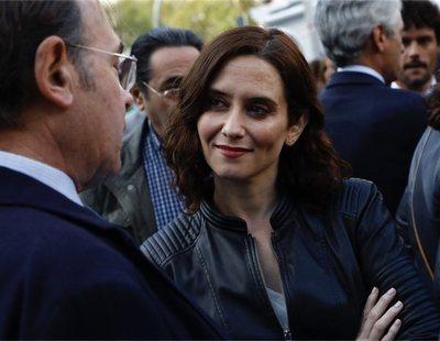 """Díaz Ayuso (PP) alaba a las madres que rechazan la baja y llama a las de izquierdas """"victimizadas"""""""
