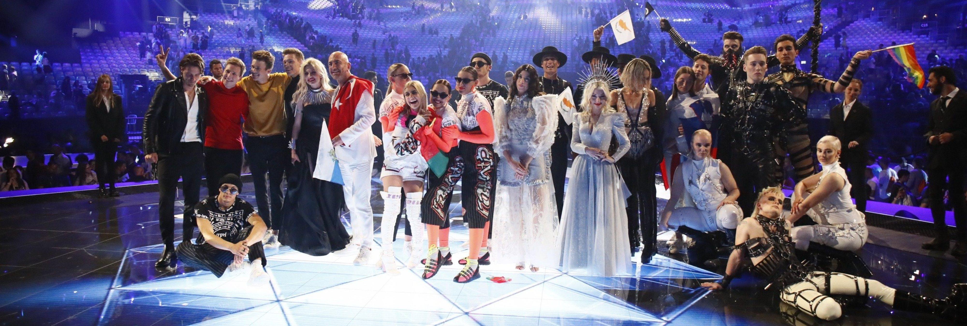 Eurovisión 2019: Bielorrusia y San Marino protagonizan la semifinal de las sorpresas