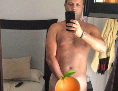 Un concejal de Ciudadanos comparte un desnudo integral en redes para hacer campaña