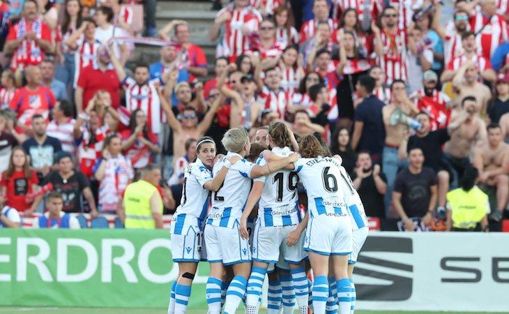 El fútbol femenino español está luchando por conseguir los mismos derechos que el masculino