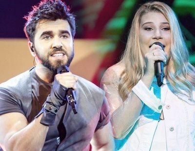 Los grandes favoritos se enfrentan en la segunda semifinal de Eurovisión