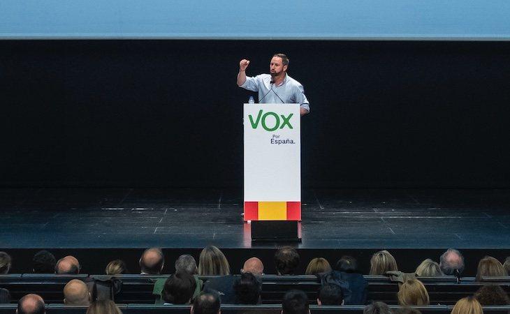 Las propuestas de VOX en Europa se centran en combatir la migración
