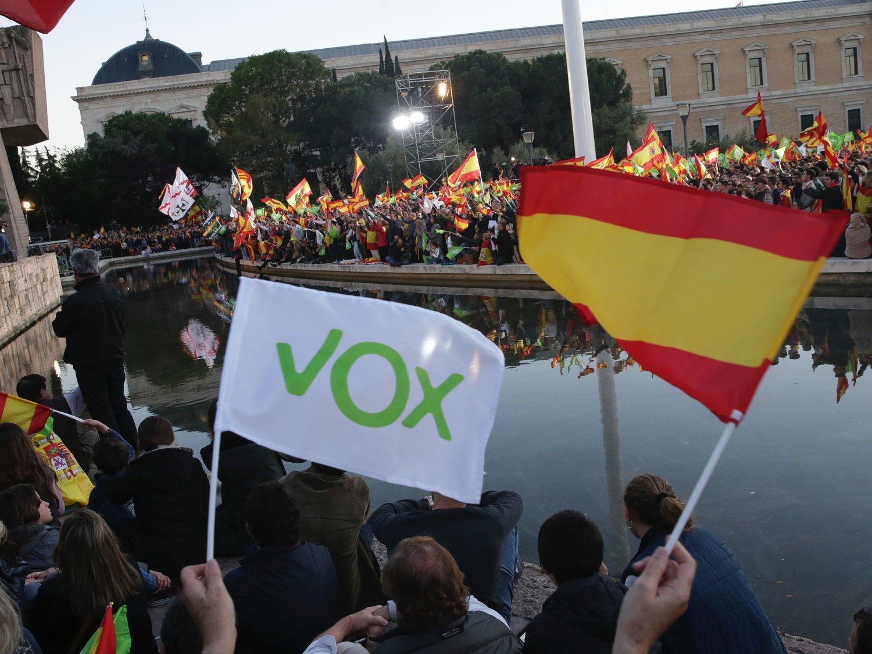 El programa de VOX para el 26M se centra en combatir la migración y la integración europea