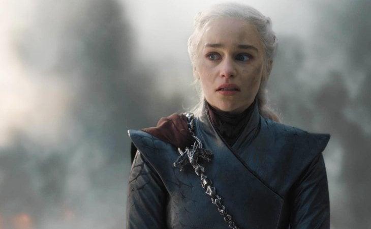 Daenerys Targaryen, protagonista de 'Juego de tronos'