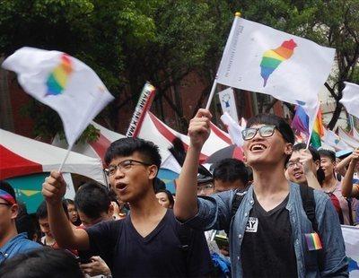 Taiwán, primer país asiático en legalizar el matrimonio entre personas del mismo sexo