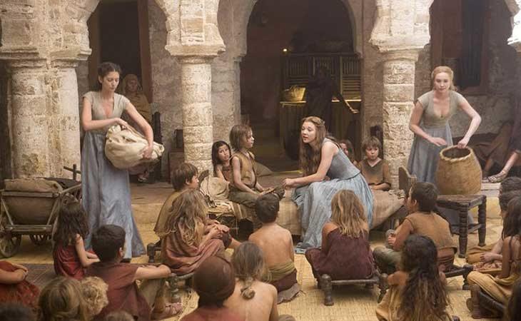 Margaery Tyrell en Desembarco del Rey