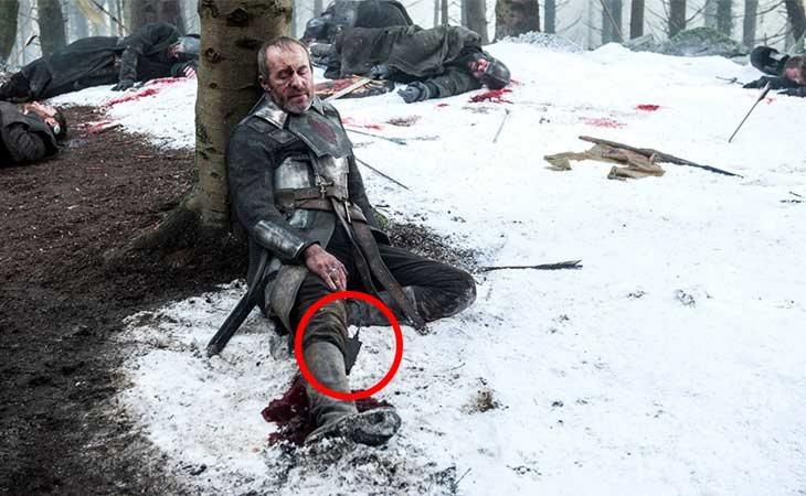 Stannis Batatheon conectado a internet