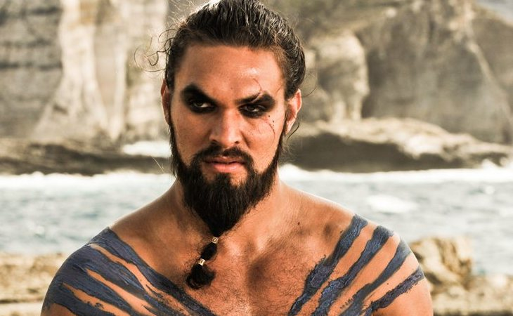 Khal Drogo, líder dothraki