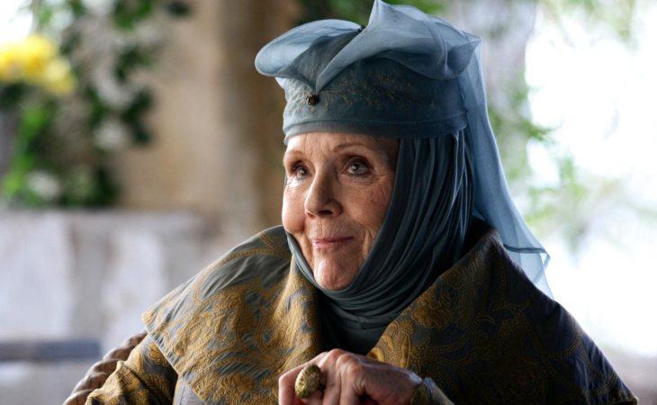 Olenna Tyrell, la Reina de las Espinas