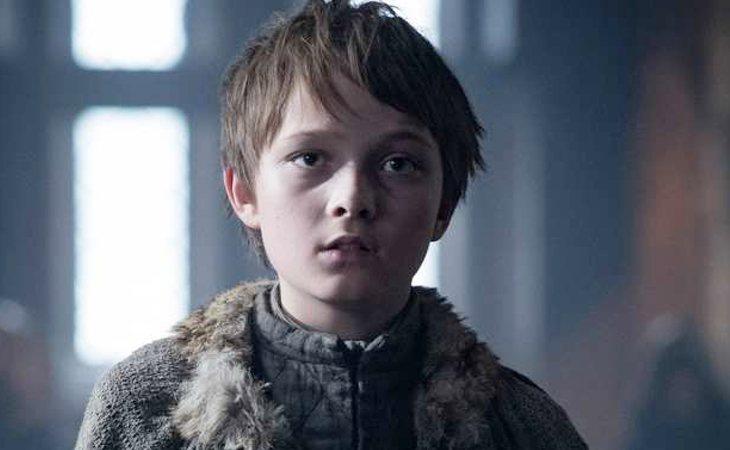 Ned Umber juró lealtad a los Stark tras la traición de su padre