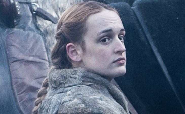 Alys Karstark protegió a Bran Stark en la Batalla de Invernalia
