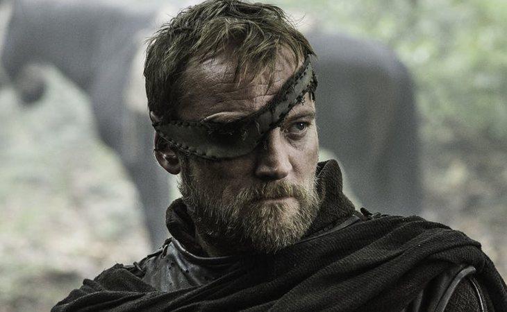 Beric Dondarrion cumplió su cometido de salvar a Arya Stark