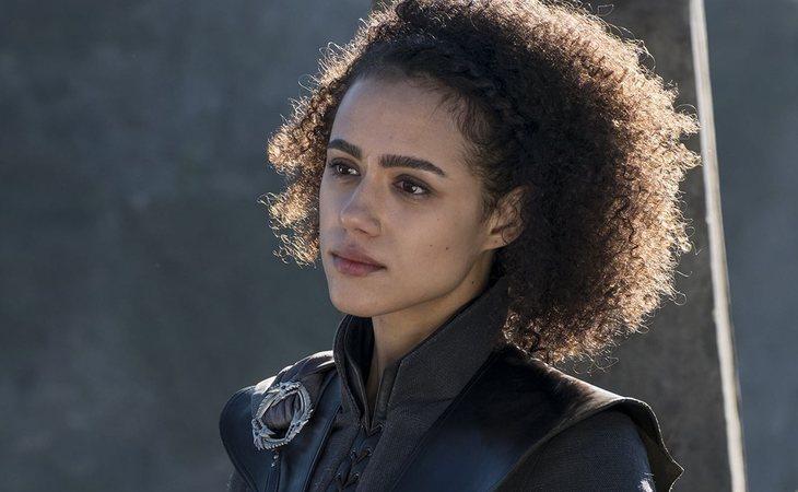 Missandei, leal amiga y consejera de Daenerys Targaryen