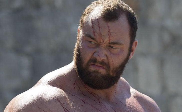 Ser Gregor Clegane, una máquina de matar
