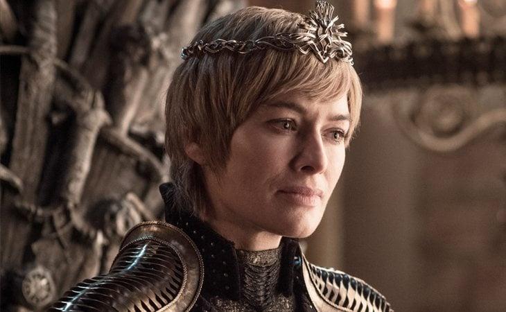 Cersei Lannister, Reina de los Siete Reinos