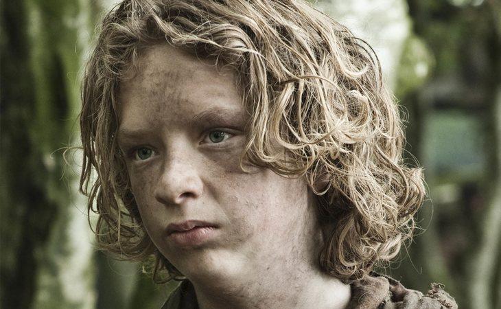 Lommy, amigo de Arya Stark