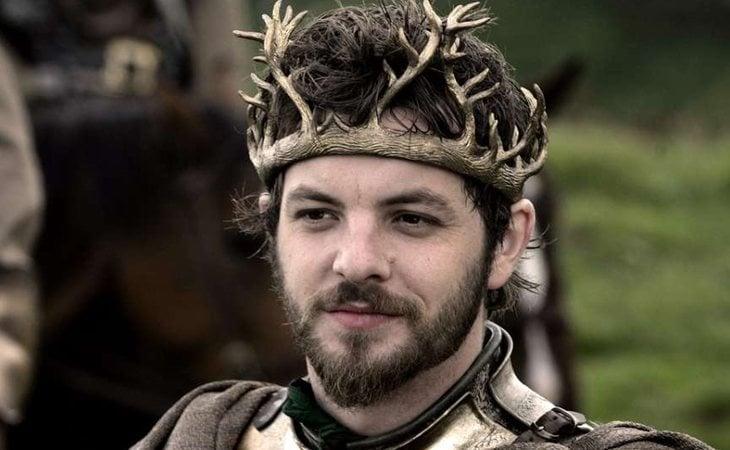 Renly Baratheon aspiró al Trono de Hierro