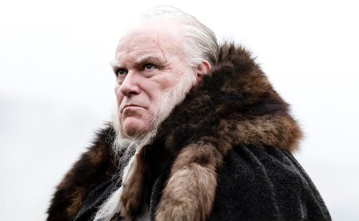Rodrik Cassel, maestro de armas de Invernalia