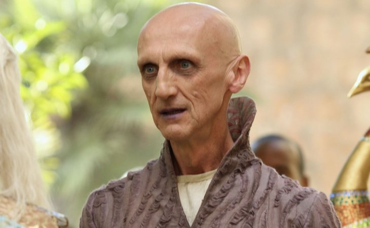 Pyat Pree, brujo de Qarth