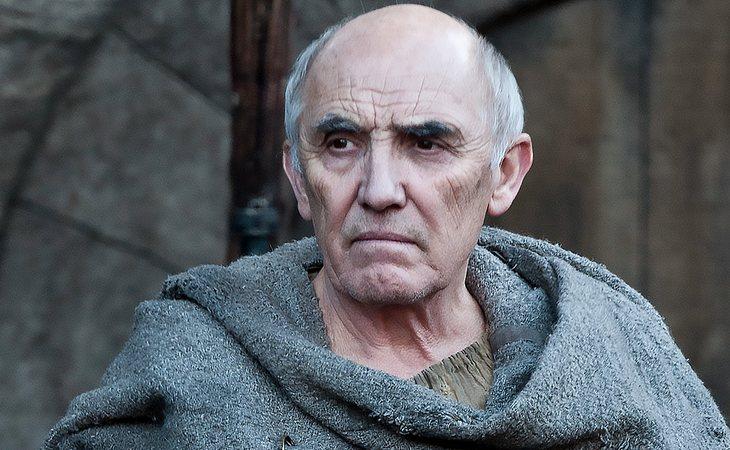 Maestre Luwin, el hombre más sabio de Invernalia