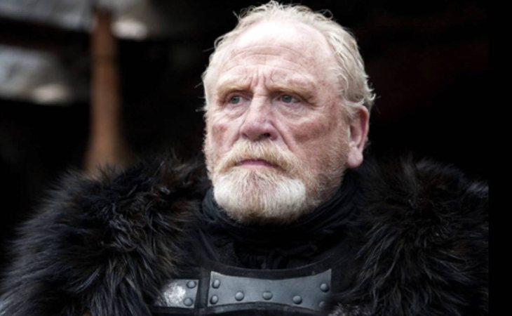 Jeor Mormont, Lord Comandante de la Guardia de la Noche