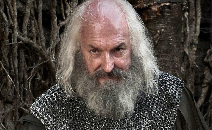 Rickard Karstark luchó al lado de los Stark en la Guerra de los Cinco Reyes