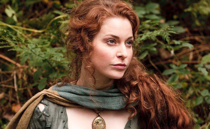 Ros, prostituta del Norte que viajó a Desembarco del Rey