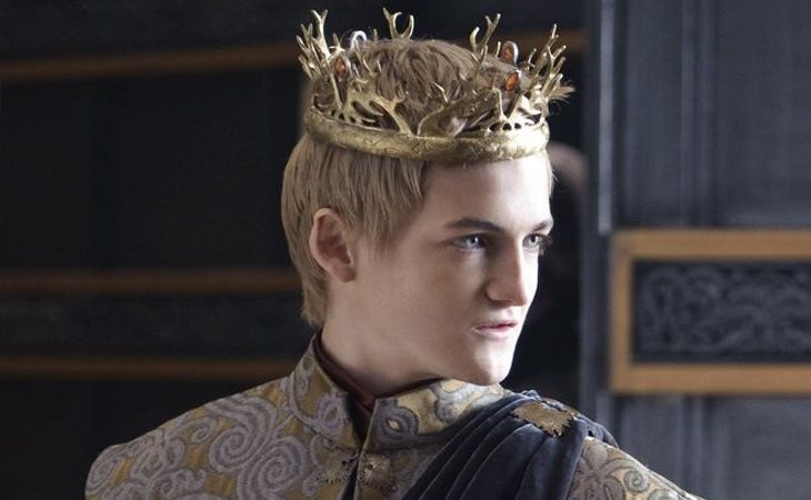 Joffrey Baratheon, sádico hijo de Cersei Lannister