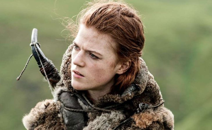 Ygritte, el amor salvaje de Jon Snow