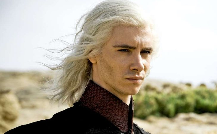 Viserys Targaryen soñaba con el Trono de Hierro
