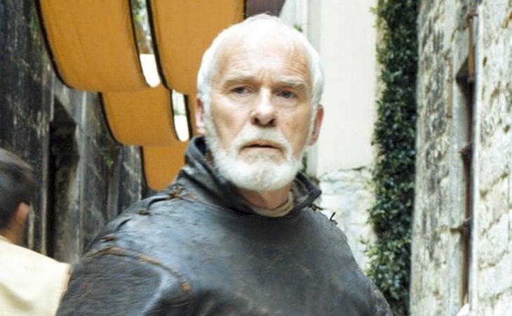 Barristan Selmy fue un leal consejero de Daenerys Targaryen