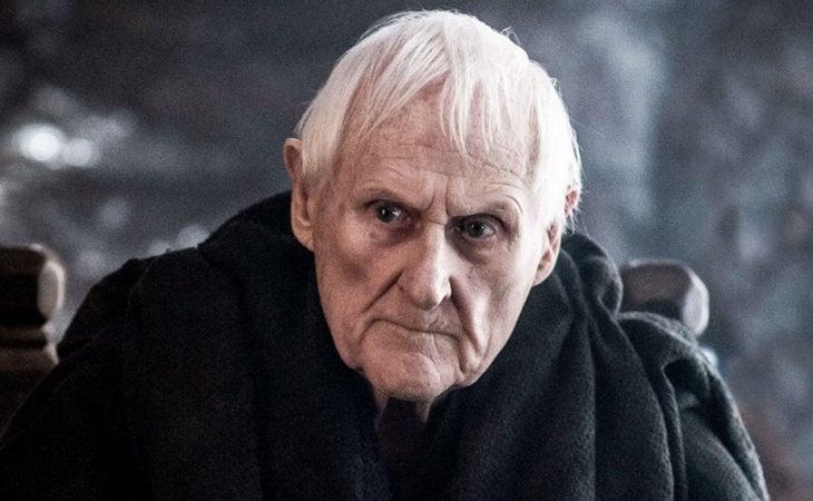 El Maestre Aemon Targaryen entregó su vida a la Guardia de la Noche