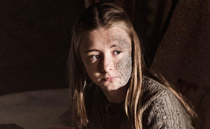 Shireen Baratheon fue sacrificada por el Señor de la Luz