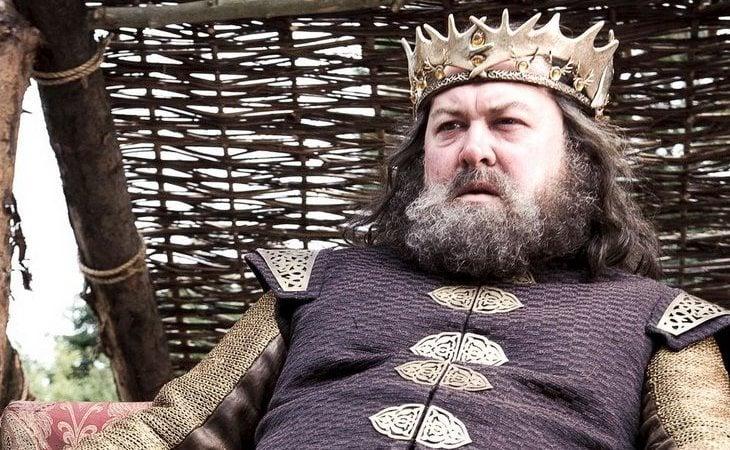 Rober Baratheon, Señor de los Siete Reinos