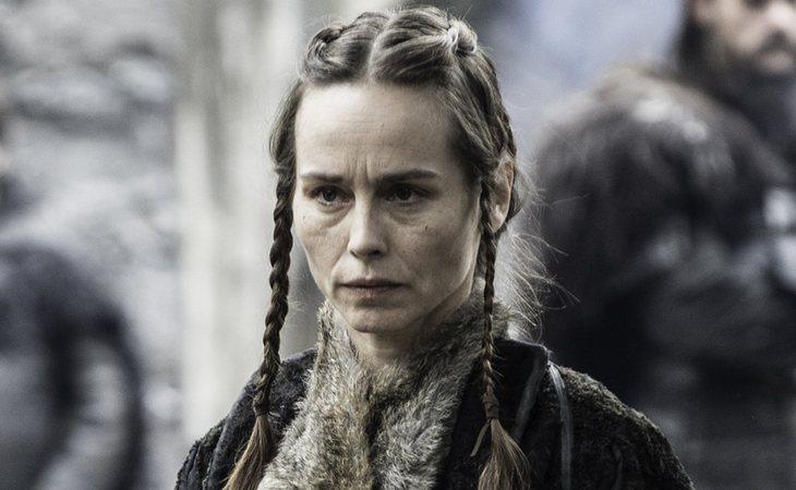Selyse Baratheon no pudo soportar el sacrificio de su hija