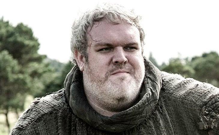 Hodor, fiel protector de Bran Stark