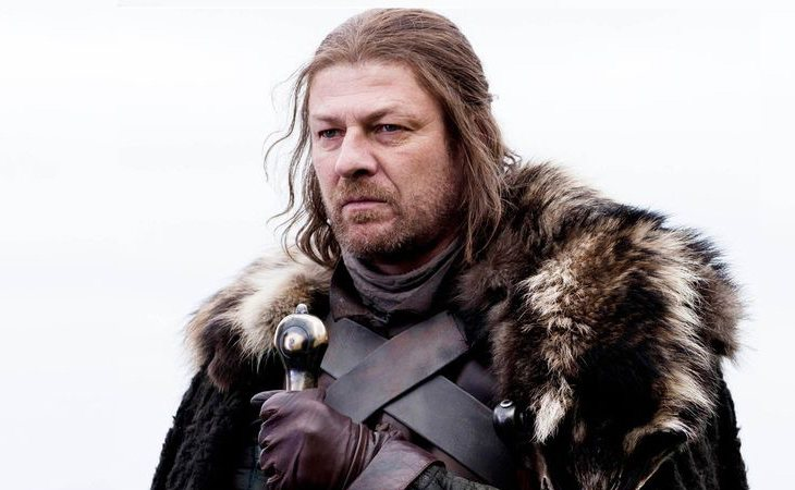 Ned Stark, Guardián del Norte