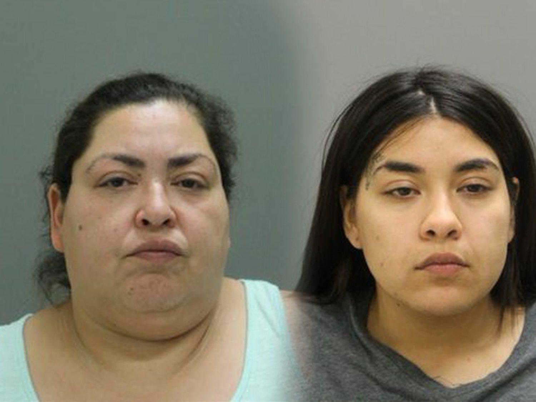 Clarisa y Desirée: la madre e hija que asesinaron una joven para arrancar su bebé del vientre