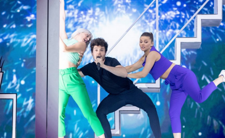 Miki Núñez cerrará la década eurovisiva con 'La venda'