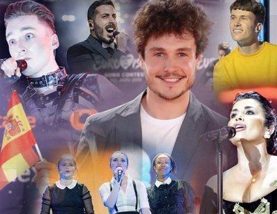 Los representantes de Eurovisión 2019 proclaman ganador a Miki
