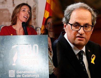 ¿Qué hay detrás de Ángels Chacón, la mujer que podría expulsar a Torra de la Generalitat?