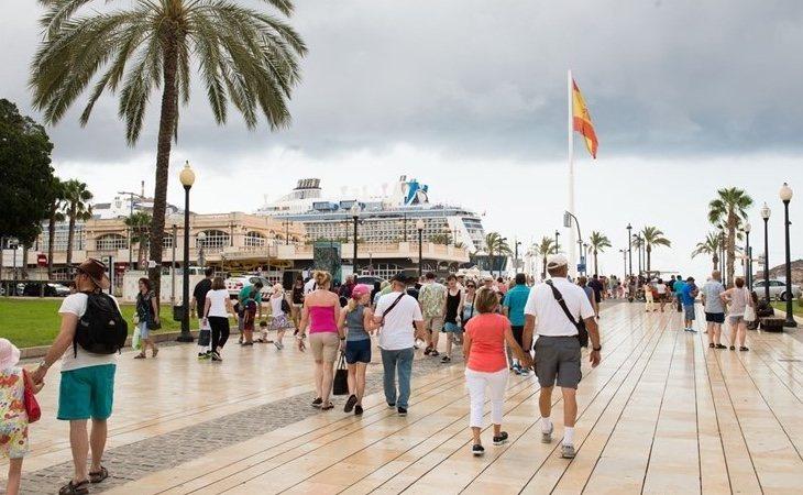 En el puerto de Cartagena se registran preocupantes cifras de contaminación